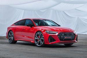 Khám phá Audi RS7 Sportback 2020: Thiết kế thể thao, công suất 591 mã lực