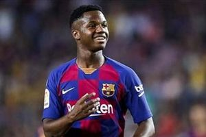 'Thần đồng' của Barca trước cơ hội xô đổ kỷ lục ở Champions League