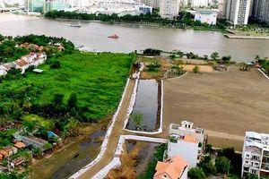 TP.HCM dự kiến thu về gần 22.000 tỷ đồng từ đấu giá 55 lô đất tại Khu đô thị Thủ Thiêm