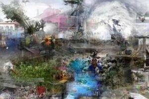 Công nghệ trí tuệ nhân tạo mô tả hậu quả của biến đổi khí hậu