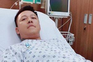 Ca sĩ Tuấn Hưng nằm viện, tiết lộ bị hở van tim