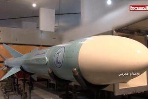 Hezbollah khoe tên lửa chống hạm tối tân 'diệt được mọi tàu chiến Israel'
