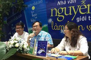 Ra mắt 'Làm bạn với bầu trời', nhà văn Nguyễn Nhật Ánh gặp gỡ độc giả Hà Nội