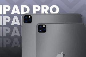 iPad 2019 sẽ có cụm camera 'nhiều lỗ' như iPhone 11 Pro?