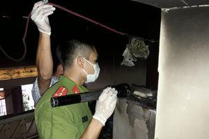Nam Định: Cụ bà chết cháy khi đang dưỡng bệnh một mình tại nhà