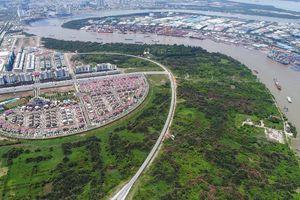 TP.HCM muốn xây cầu Thủ Thiêm 4 mang kiến trúc biểu tượng