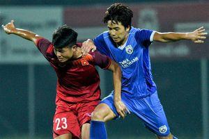 U19 Việt Nam đá liền 2 trận giao hữu dưới thời HLV Troussier