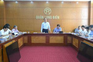 Đề nghị phân nhóm các khối quận, huyện để đưa ra cơ chế phân cấp phù hợp