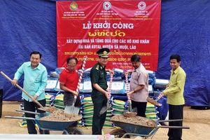 Hội đàm cấp cao giữa hai tỉnh Thừa Thiên - Huế và Sa-la-van (Lào)