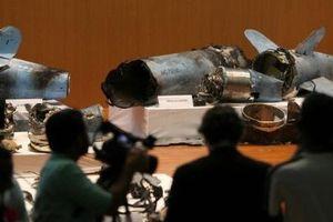 Ả Rập Saudi trưng bằng chứng Iran đứng sau các vụ tấn công dầu mỏ