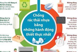 Sóc Trăng: Không sử dụng đồ nhựa dùng 1 lần trong các cơ sở giáo dục