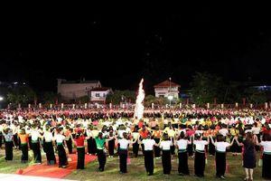 Bộ VH-TT&DL cảnh báo việc đăng ký xác lập kỷ lục 'Màn đại xòe Việt Nam lớn nhất thế giới'