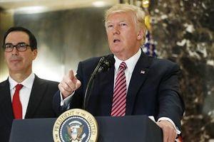 TT Trump lệnh tăng cường trừng phạt lên Iran