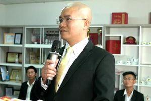 Chân dung 'ông trùm' địa ốc Alibaba Nguyễn Thái Luyện