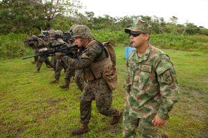 Mỹ kích hoạt thỏa thuận phòng thủ nhằm chống Venezuela