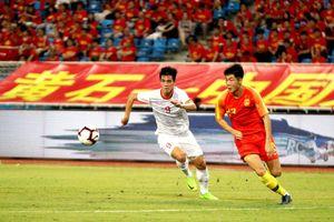 U.22 Việt Nam gặp U.22 UAE trên sân Thống Nhất ngày 13.10