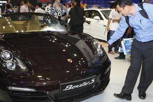 Việt Nam chi gần 50.000 tỷ đồng nhập khẩu xe ô tô trong 8 tháng
