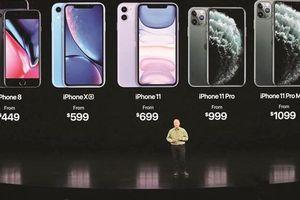 Apple đâu chỉ có iPhone