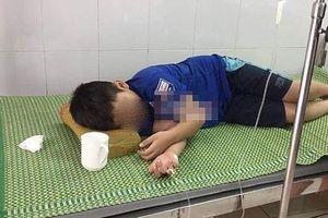 Hải Phòng: 4 cháu nhỏ nhập viện không phải do sốc ma túy