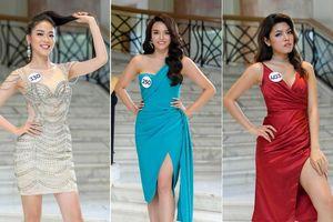 Nhan sắc gây ngỡ ngàng của dàn thí sinh học vấn cao ở Hoa hậu Hoàn vũ Việt Nam