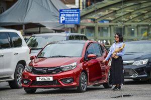 Trải nghiệm Honda Brio: Thể thao, thời trang và thực dụng!