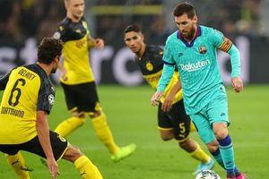 HLV Barca lý giải việc Messi 'đi bộ trong 30 phút'!