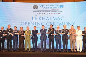 Hội nghị Tư lệnh Cảnh sát các nước ASEAN lần thứ 39
