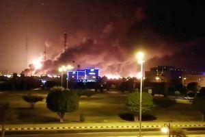 Mỹ có thêm bằng chứng vụ nhà máy dầu Ả Rập Xê út, căng thẳng Trung Đông sắp 'bùng nổ'