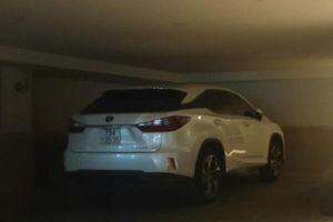 Biên bản phạt nguội 'lạc' địa chỉ, 'lòi' bất thường về biển 'siêu đẹp' của xe Lexus