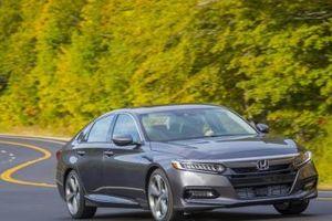 Honda Accord 2020 có giá khởi điểm từ 573 triệu đồng