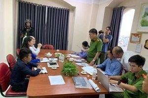 Công an TP HCM thông tin vụ giám đốc Công ty Alibaba Nguyễn Thái Lĩnh bị bắt