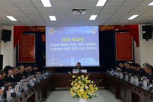 Hải quan TPHCM: Triển khai họp giao ban không giấy