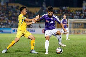 Hàng thủ tốt nhất V.League của SLNA và sứ mệnh 'ngáng đường' nhà vô địch Hà Nội