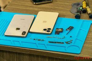 Khám phá 'nội thất' iPhone 11 Pro Max tại Việt Nam trước ngày mở bán