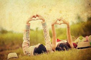 Khi có tình yêu, bạn vui vẻ và khỏe đẹp hơn