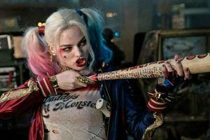 'Harley Quinn và hội chị em' tung poster chính thức: đầu óc nàng hề điên cuồng đến mức nào?