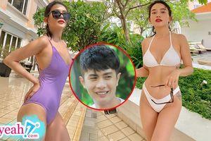 Những hình ảnh nóng của Sĩ Thanh chắc chắn sẽ kiến Huỳnh Phương mê mệt