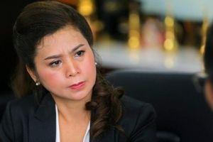 Bà Lê Hoàng Diệp Thảo đề nghị hoãn phiên phúc thẩm ly hôn để có thêm thời gian chuẩn bị
