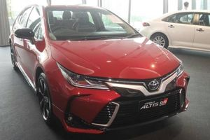 Toyota Corolla Altis mới sẽ đến tay khách hàng vào tháng 10/2019