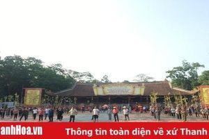 Hoàn tất công tác chuẩn bị lễ hội Lam Kinh 2019