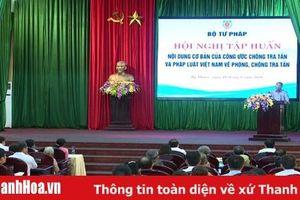 Tập huấn nội dung cơ bản của Công ước Chống tra tấn và pháp luật Việt Nam về phòng, chống tra tấn