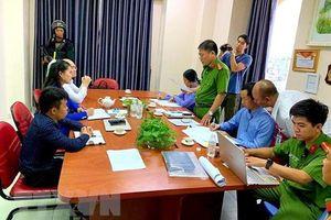 Bắt Chủ tịch HĐQT và Tổng giám đốc Công ty địa ốc Alibaba