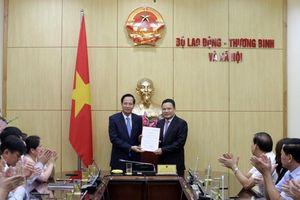 Trao Quyết định bổ nhiệm Thứ trưởng Bộ LĐ-TB&XH