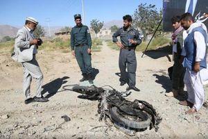 Lại đánh bom liều chết tại Afghanistan