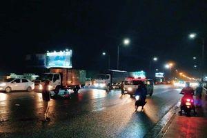 Nam sinh viên nghi bị ô tô cán tử vong trên cầu Đồng Nai
