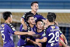 Vì sao có thắng ở vòng 24 V-League 2019, CLB Hà Nội vẫn chưa nhận được cúp vô địch sớm?