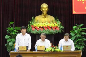 Đà Nẵng thực hiện quy trình bổ sung 8 Thành ủy viên