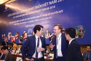 Diễn đàn Cải cách và Phát triển Việt Nam 2019: Đổi mới cơ chế hợp tác vì một Việt Nam thịnh vượng