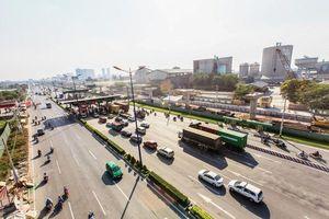 Trạm thu phí Xa lộ Hà Nội sắp hoạt động trở lại