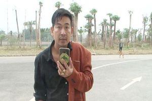 Trần Đình Sang khai nhận hơn 80 triệu đồng của CSGT để rút đơn khiếu nại